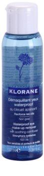 Klorane Cornflower dvojzložkový odličovač očí pre posilnenie rias
