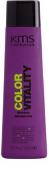 KMS California Color Vitality champô para cabelo pintado
