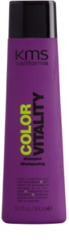 KMS California Color Vitality šampón pre farbené vlasy