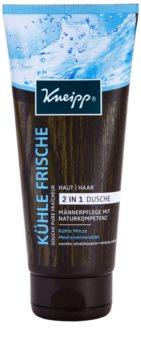 Kneipp Wash osvěžující sprchový gel 2 v 1