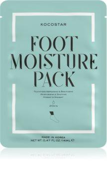 KOCOSTAR Foot Moisture Pack hydratačná maska  na nohy