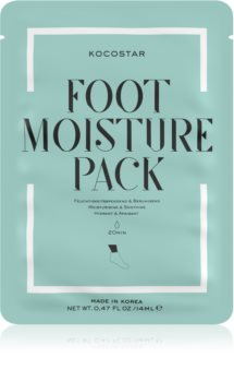 KOCOSTAR Foot Moisture Pack Hydrating Mask for Legs