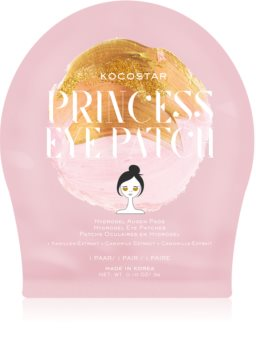 KOCOSTAR Princess Eye Patch Hydrogel Eye Mask for Youthful Look