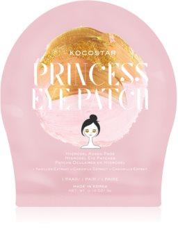 KOCOSTAR Princess Eye Patch masque hydrogel contour des yeux pour un look jeune