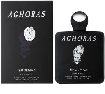 Kolmaz Aghoras eau de parfum para hombre 100 ml