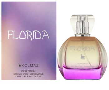 Kolmaz Florida Eau de Parfum for Women