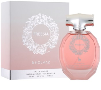 Kolmaz Freesia Eau de Parfum for Women 100 ml