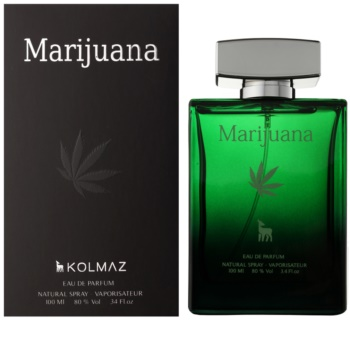 Kolmaz Marijuana parfumska voda za moške