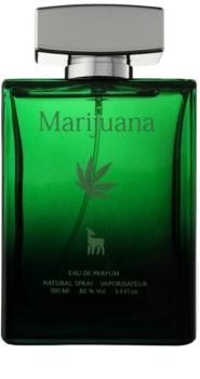 Kolmaz Marijuana Eau de Parfum para homens 100 ml