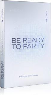 KORIKA Be Ready to Party Sminkset I. för Kvinnor