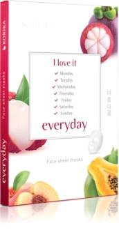 KORIKA Everyday Kosmetik-Set  I.