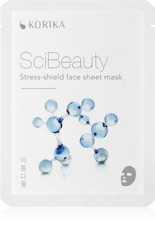 KORIKA SciBeauty antistresna maska iz platna