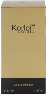 Korloff Gold Eau de Parfum for Women 88 ml