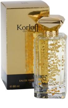 Korloff Gold Eau de Parfum for Women 88 ml