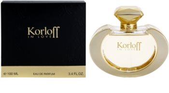 Korloff In Love eau de parfum pentru femei 100 ml