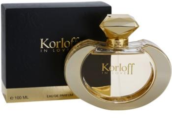Korloff In Love Parfumovaná voda pre ženy 100 ml