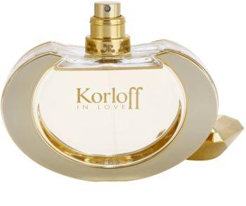Korloff In Love parfémovaná voda pro ženy 100 ml