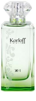 Korloff Paris Kn°I Eau de Toilette for Women 88 ml
