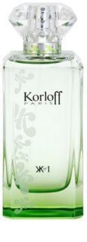Korloff Paris Kn°I toaletní voda pro ženy 88 ml