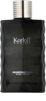 Korloff No Ordinary Man eau de parfum para homens 100 ml