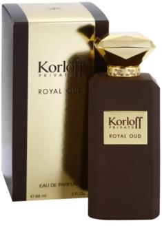 Korloff Korloff Private Royal Oud woda perfumowana unisex 88 ml
