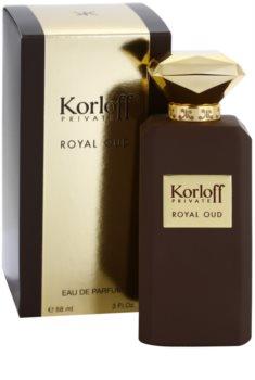 Korloff Private Royal Oud parfémovaná voda unisex 88 ml