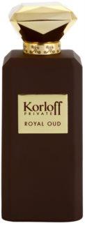 Korloff Korloff Private Royal Oud Parfumovaná voda unisex 88 ml