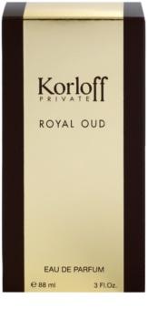 Korloff Korloff Private Royal Oud парфюмна вода унисекс 88 мл.