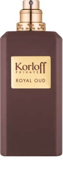 Korloff Korloff Private Royal Oud Parfumovaná voda tester unisex 88 ml