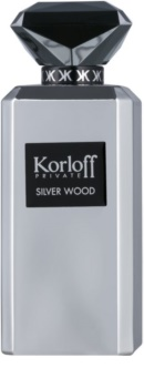 Korloff Korloff Private Silver Wood parfémovaná voda pro muže 88 ml