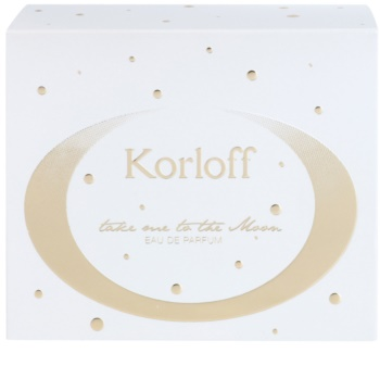 Korloff Take Me To The Moon eau de parfum per donna 100 ml