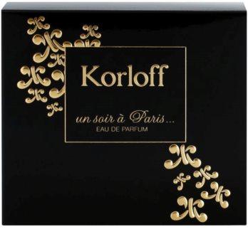 Korloff Un Soir A Paris eau de parfum pentru femei 100 ml