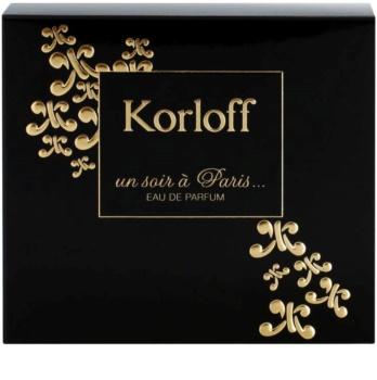 Korloff Un Soir A Paris eau de parfum per donna 100 ml