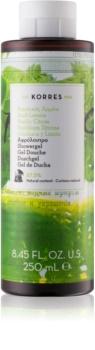 Korres Basil Lemon sprchový gel pro ženy 250 ml