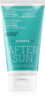 Korres Aloe Vera Hydrating Body Lotion After Sun