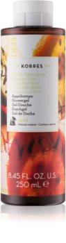 Korres Bergamot Pear sprchový gel