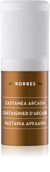 Korres Castanea Arcadia zpevňující protivráskový krém na oční okolí