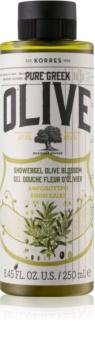 Korres Olive & Olive Blossom gel de duche