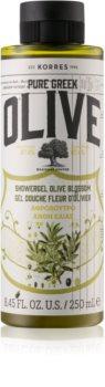 Korres Olive & Olive Blossom gel za prhanje