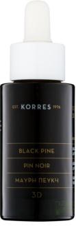 Korres Black Pine lifting serum za učvrstitev kože