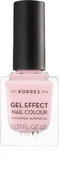 Korres Decorative Care Nails esmalte de uñas efecto gel