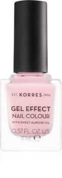 Korres Korres esmalte de uñas efecto gel