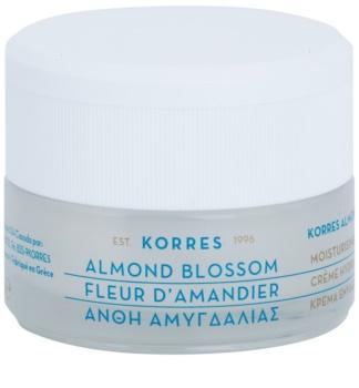 Korres Almond Blossom vlažilna krema za mastno in mešano kožo