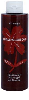 Korres Apple Blossom gel de ducha unisex 250 ml