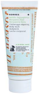 Korres Bergamot Pear hydratační tělové mléko