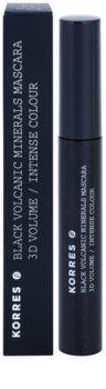 Korres Black Volcanic Minerals mascara pentru volum