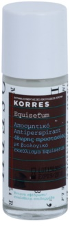 Korres Body Equisetum desodorante roll-on  48h