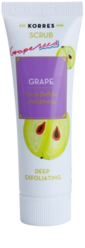 Korres Grape Deep Cleansing Peeling