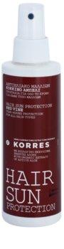 Korres Red Vine Sunscreen for Hair