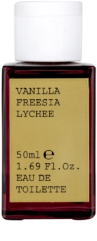 Korres Vanilla, Freesia & Lychee eau de toilette para mujer 50 ml